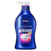 Nivea Creme Care Body Wash French Garden Rose / NIVEA