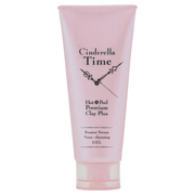 Cinderella Time Booster Serum Nano-Cleansing Gel Hot & Peel Premium Clay / True Nature