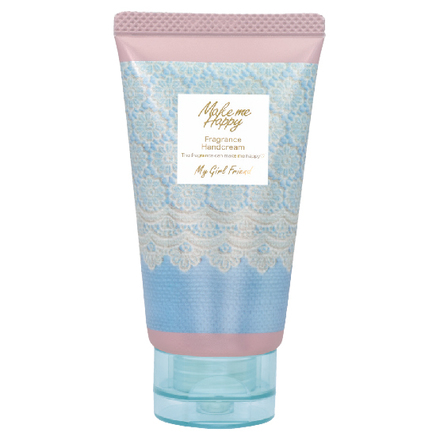 Make me Happy Fragrance Hand Cream (My Girlfriend) / CANMAKE