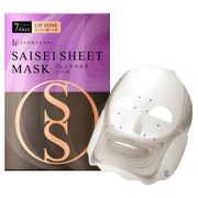 SAISEI sheet mask (7days 2sheets) LIP ZONE / FLOW FUSHI