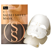 SAISEI sheet mask (7days 2sheets) FACELINE / FLOW FUSHI
