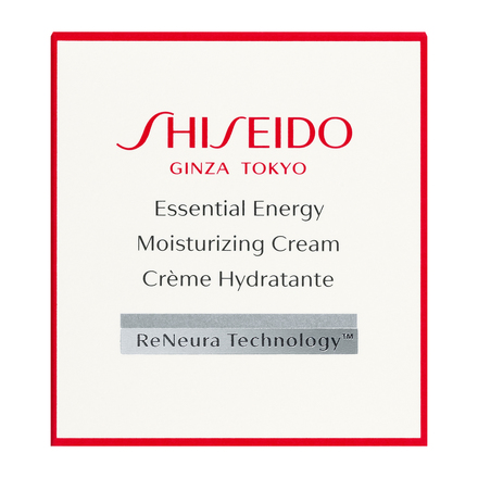 Essential Energy Moisturizing Cream / SHISEIDO
