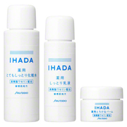 Skin Care Set (Very Moisturizing) / IHADA