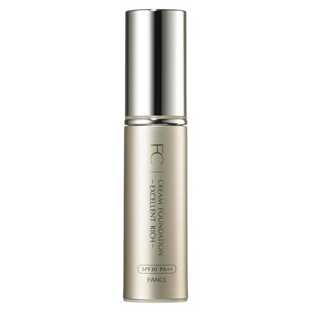 CREAM FOUNDATION - EXCELLENT RICH - / FANCL
