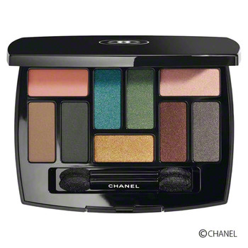 LES 9 OMBRES MULTI-EFFECTS EYESHADOW PALETTE