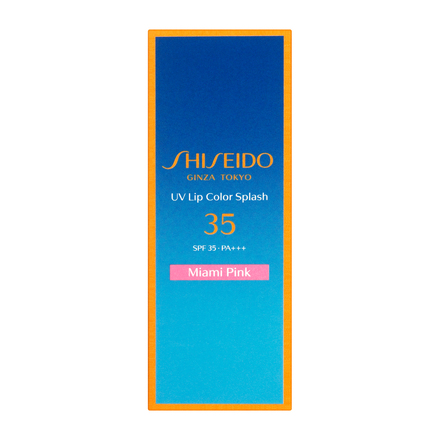 UV Lip Color Splash / SHISEIDO