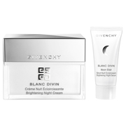 BLANC DIVIN NIGHT CREAM AND MOON ELIXIR BRIGHTENING NIGHT SERUM
