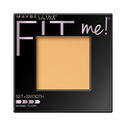 FIT ME SET + SMOOTH POWDER / MAYBELLINE NEW YORK