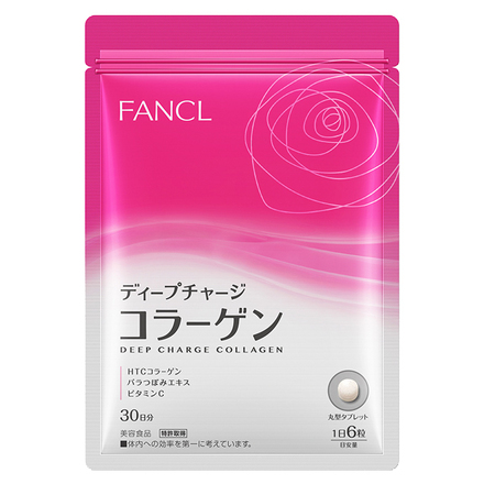 DEEP CHARGE COLLAGEN / FANCL