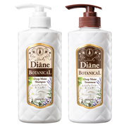 Diane BOTANICAL Deep Moist Shampoo/Treatment Honey Orange