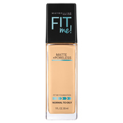 FIT ME MATTE + PORELESS FOUNDATION / MAYBELLINE NEW YORK