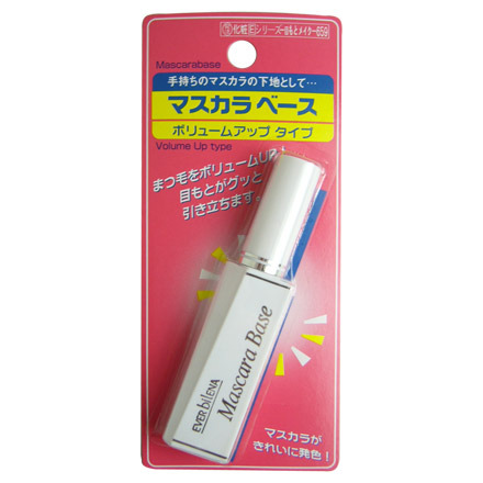 Ever Bilena Mascara Base Volume (Red) / THE DAISO