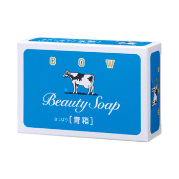 Beauty Soap Blue Box (Refreshing) / COW BRAND