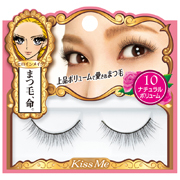 Impact Eyelash / Kiss Me Heroine Make