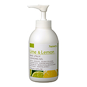 Makeup & UV Cleansing Gel Lime & Lemon / Nursery