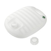 Polyethylene Hot Water Bottle Large / MUJI