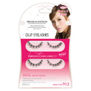 Eyelashes 912 Premium Edition Cute Eyes / D-UP