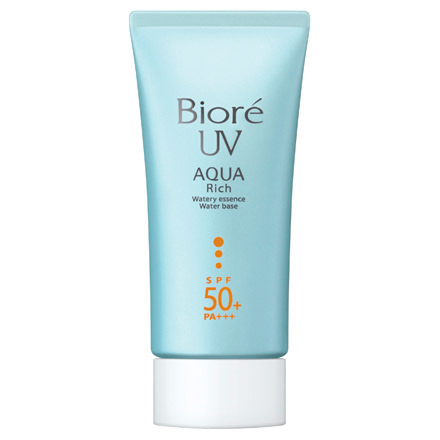 Sarasara UV Aqua Rich Watery Essence / Bioré