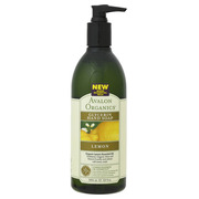 LEMON Glycerine Hand Soap / Avalon Organics