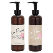 Rose Shampoo and Conditioner / La Fleur