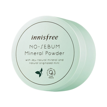 Sebum Control Mineral Powder / innisfree