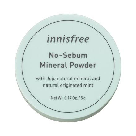 Sebum Control Mineral Powder