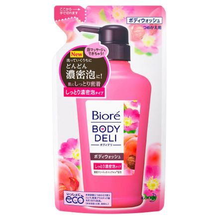 Body Deli Body Wash (Extra Rich Foam Type) / Bioré