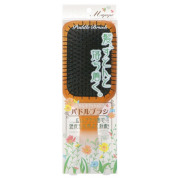 FukaFuka Paddle Brush (with Soft Cushion) / mapepe