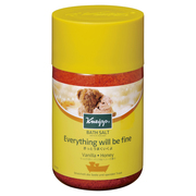Bath Salt Vanilla & Honey Salt / Kneipp