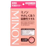 Minon Gentle Wash Low pH Towel / MINON