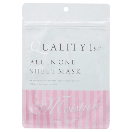 All In One Sheet Mask Moist EX / QUALITY FIRST
