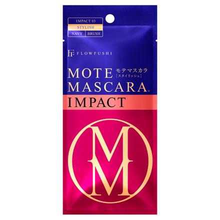 5535d30d298 FLOWFUSHI / MOTE MASCARA IMPACT 3 - @cosme