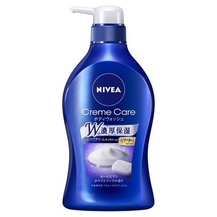 NIVEA Creme Care Body Wash European White Soap / NIVEA