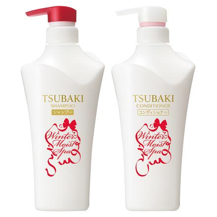 TSUBAKI / Winter Moist Shampoo & Conditioner - @cosme