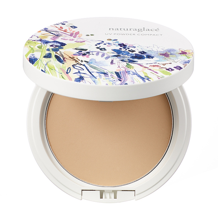 UV POWDER COMPACT / naturaglacé