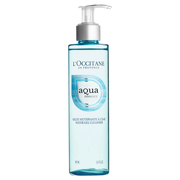 AQUA RÉOTIER WATER GEL CLEANSER / L'OCCITANE