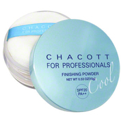 FINISHING POWDER <2018> / CHACOTT FOR PROFESSIONALS