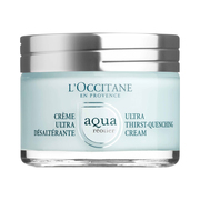 AQUA RÉOTIER ULTRA THIRST-QUENCHING CREAM / L'OCCITANE