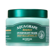 Aqua Grape Bounce Overnight Mask