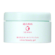 Junpaku Senka White Beauty Gel / SENKA