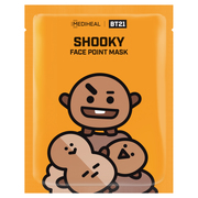 BT21 l MEDIHEAL SHOOKY Face Mask Patch / MEDIHEAL