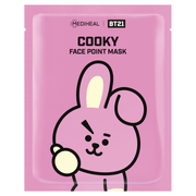 BT21 l MEDIHEAL COOKY Face Mask Patch / MEDIHEAL