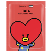 BT21 l MEDIHEAL TATA Face Mask Patch / MEDIHEAL