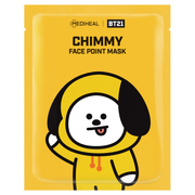 BT21 l MEDIHEAL CHIMMY Face Mask Patch / MEDIHEAL
