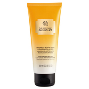 Oils Of Life Intensely Revitalising Cleansing Oil-In Gel / THE BODY SHOP