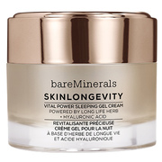 SKINLONGEVITY VITAL POWER SLEEPING GEL CREAM / bareMinerals