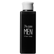 24 Men's Clear Soap