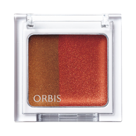 TWIN GRADATION EYE COLOR / ORBIS