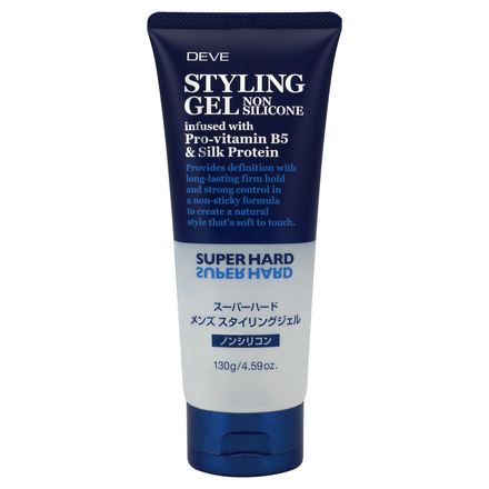 Deve Styling Gel Non Silicone Super Hard At Cosme