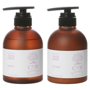 CB NATURALE SHAMPOO/TREATMENT RELAX BALANCE